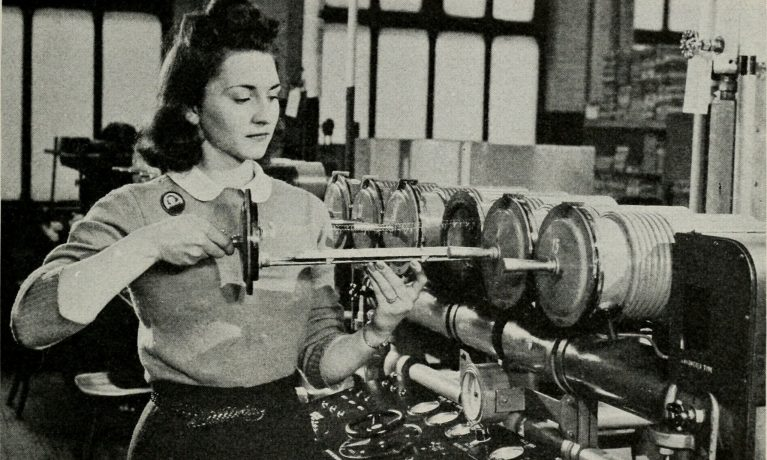 femme ingénieure