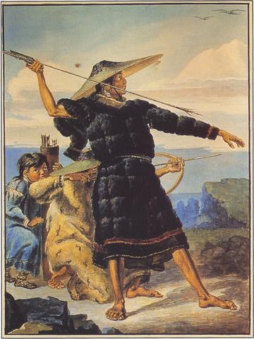 Mais le mystère demeure quant à leur capacité à pouvoir se déplacer pieds us en Alaska. (Wikimedia)