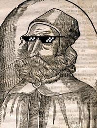 Claude Galien, ce daron (Wikimedia)
